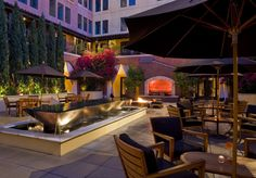 hotel valencia santana row - I remember when it was Town & Country shopping center. Love this place.