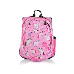b9531856a8e9 Obersee Unicorn Kids Pre-School All-in-One Backpack with Cooler Obersee.  eBay