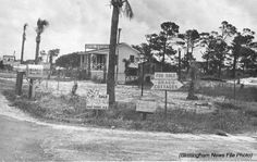 After the completion of the Intracoastal Waterway in 1937, and the opening of the Gulf State Park in 1939, Gulf Shores began attracting more and more people to the area. In the 1950s, as incorporation activities began, Gulf Shores saw a big boom in real estate. #GulfShores #Alabama #History #RealEstate
