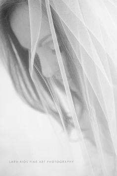Veil - Lara Rios Fine Art Photography www.LaraRios.com .... One of the best wedding photographers I know!