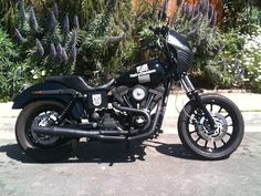 Harley Davidson Super Glide, Super Glide Sport, Super Glide Custom, FXR Super Glide, Dyna Glide Convertible, Super Glide T-Sport, Dyna Glide Police, Dyna Switchback, Low Rider, Street Bob, Fat Bob and Wide Glide Thug style MC style SOA style Sons of anarchy style outlaw style San diego customs