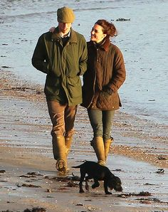 Barbour and Wellies, perfect