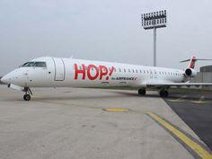 HOP! Air France ouvre les réservations de son Nantes – Perpignan estival