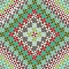 Around the World with Pinwheels