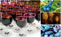 Домашнее вино из слив — Кулинарная книга - рецепты с фото Red Wine, Vines, Alcoholic Drinks, Rose, Cooking, Glass, Reception, Youtube, Cooking Recipes