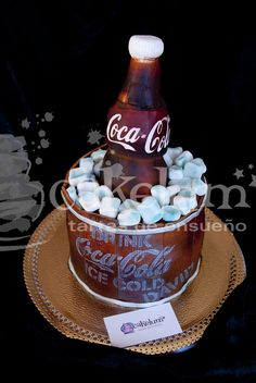 awesome Coca Cola Cake | by HarleyK