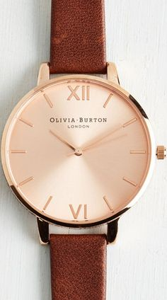 I'm pretty sure I need this watch because it has my name on it.