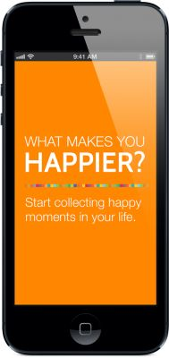 A free mobile app you can download to your smartphone that is scientifically proven to make you happier? Sound too good to be true right?