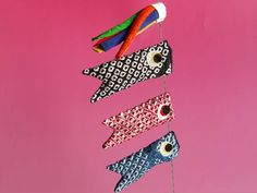 Koinobori is usually big but this kawaii handmade koinobori figure is very small! Use this for your room decoration! http://j-fair.com/product.php?id=566