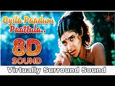 Oyila Paadum Paatula | 8D Audio Song | Seevalaperi Pandi | Tamil 8D Songs - YouTube Audio Songs Free Download, Old Song Lyrics, Surround Sound, Listening To You, Live Music, Art Village, Singer, Album, Youtube