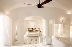 Capritouch Deluxe Bedroom at Capri Palace Hotel & Spa - Anacapri, Italy