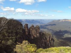 Billys Reise: Sydney und die Blue Mountains