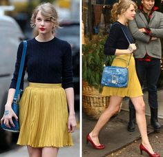 Taylor Swift's Clothing line : Taylor Swift