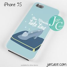 Cinderella even miracle take time disney Phone case for iPhone 4/4s/5/5c/5s/6/6 plus