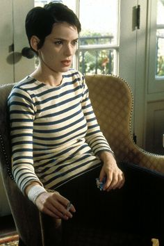 Winona Ryder...80s crush
