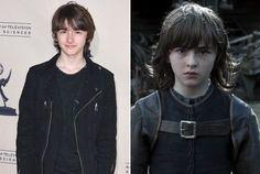 Isaac Hempstead Wright aka Bran Stark on 'Game of Thrones'