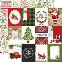 Echo Park A Perfect Christmas Journaling Cards Paper Christmas Paper, Christmas Crafts, Scrapbook Supplies, Scrapbooking, Christmas Scrapbook Pages, Echo Park Paper, Paper Companies, Scrapbook Page Layouts, Papers Co