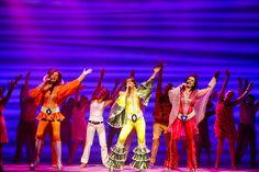 Mamma Mia #Musical #Theatre