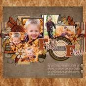 fallintofunweb.jpg  scrapbook page fall layout