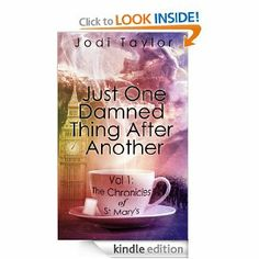 Amazon.com: Just One Damned Thing After Another (The Chronicles of St. Mary's Series) eBook: Jodi Taylor: Kindle Store