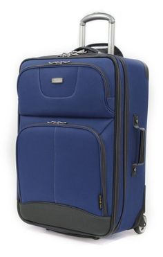 Amazon.com: Ricardo Beverly Hills Luggage Valencia Lite 25-Inch 2 Wheeled 2-Compartment Upright, Chanterelle, One Size: Clothing