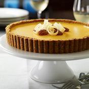 Recette tarte au potiron-cannelle aux noix de pécan