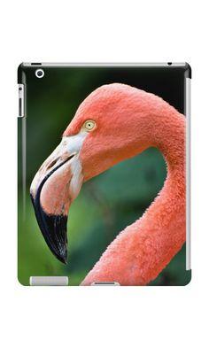 'Flamingo Bird' iPad Case/Skin by Vicki Field Pink Flamingos Birds, Flamingo Bird, Framed Prints, Canvas Prints, Art Prints, Painting & Drawing, Greeting Cards, Drawings, Ipad Case