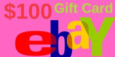 Best Gift Cards, Free Gift Cards, Free Gifts, Ebay Coupon Code, Making Money On Ebay, Free Gift Card Generator, Free Printable Cards, Ebay S, Gift Card Giveaway