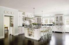 """""""Something's Gotta Give"""" kitchen"""