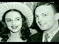Evelyn Ward and Jack Cassidy