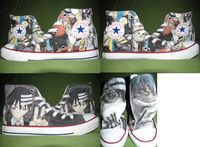 Never been a fan of converse but I would so wear these.