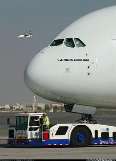 Airbus A380-800 aircraft