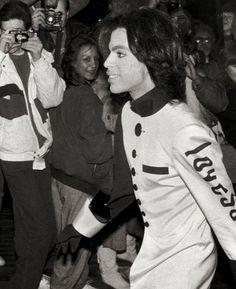 Very rare Prince pic, Lovesexy Era 1988