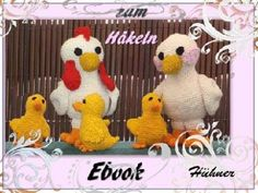berlidesign - Familie Huhn