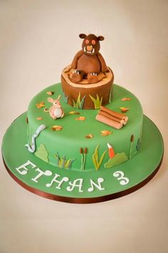 As part of Food Feb - a month-long celebration of food on Mumsnet - we want you to show us the cakes you've made and decorated for your family. Birthday Cakes, Birthday Ideas, The Gruffalo, Sugar Paste, Cake Shop, Most Favorite, Amazing Cakes, Cake Ideas, New Books