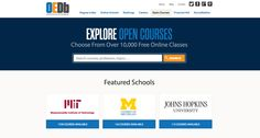 Open Education Database