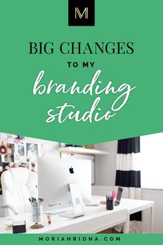 As your business grows and your brand evolves, so does your audience! In this video I'm sharing the changes I'm making to my graphic design business and branding studio for my content marketing. Business Marketing Strategies, Small Business Marketing, Business Branding, Business Design, Creative Business, Content Marketing, Online Business, Branding Design, Luxury Branding