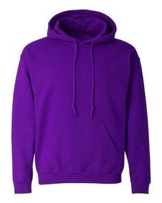 Purple Hooded Sweatshirt from The Purple Store!