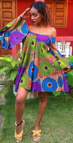 Trendy Ankara Styles Hottest Designs on the go!Latest Ankara Styles and Aso Ebi Styles 2020 African Dresses For Women, African Print Dresses, African Fashion Dresses, African Attire, African Wear, African Women, African Prints, Ankara Fashion, Men's Fashion