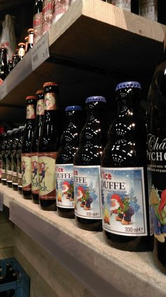 10 more Fridays and it's Christmas again. The first new Christmas beers are already in stock.
