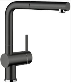 Blanco kitchen tap Linus-S Ceramic Anthracite. 516708