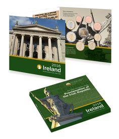"""Irland 2 Euro-Gedenkmünze 2016 """"100. Jahrestag des Osteraufstandes & Proklamation der Republik 1916"""" – Ausgaben und Auflagen › Primus Münzen Blog"""