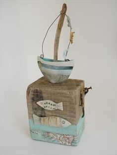 Little Boat Afloat - Shirley Vauvelle