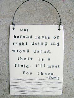Rumi Quote #quote