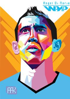 Angel Di Maria, My favorite player and one greatest footballer