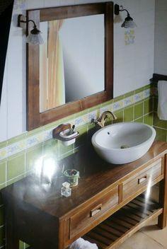 Sapho koupelny - umyvadlo, světla