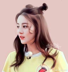 Dilraba Korean Beauty Girls, Pretty Korean Girls, Asian Beauty, Korean Girl Photo, Beautiful Chinese Girl, Girly Pictures, Cute Girl Face, Cute Beauty, Ulzzang Girl