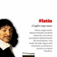 Latin Quotes, Me Quotes, Vox Populi, Cogito Ergo Sum, Rare Words, Idioms, Learning Spanish, Algebra, Memes