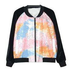 Baby Let's Play Women's Bomber Jacket