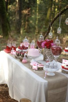 Candy Buffet for Birthday Party, Great PricesSugar City Treats – Valentine's Day Valentines Day Weddings, Valentines Day Desserts, Valentines Day Party, Dessert Buffet, Dessert Bars, Dessert Tables, Candy Table, Candy Buffet, Deco Champetre